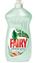 Жидкость для мытья посуды, 500 мл.ассорти, FAIRY