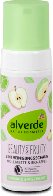 Alverde Пенка для чиски кожи лица Лайм-Яблоко Beauty & Fruity 3in1 Reinigungsschaum Limette Apfel 150ml
