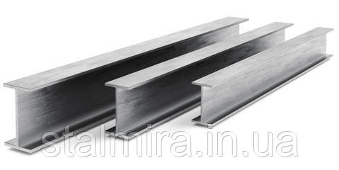 Балка двутавровая IPE 500 сталь S235JR, DIN 1025