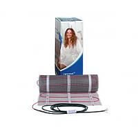 Теплый пол DEVI Comfort двухжильный нагревательный мат DTIR-150, 206 Вт, 230V, 1,5 м2, 0,5х3м (83030564)