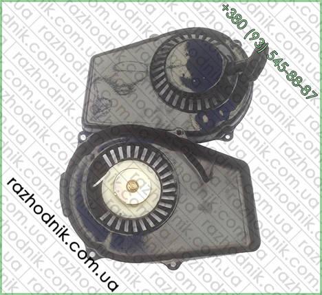 Стартер ручной  на генератор (мотоблок) GG950, фото 2