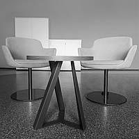 Стильный кофейный столик 50x50x50 KD-5