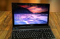Ноутбук, notebook, Acer Aspire 5741, 2 ядра, 4 Гб ОЗУ, HDD 160 Гб