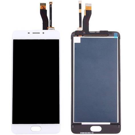 LCD экран+тачскрин Tina Meizu M5 Note (M621H) ААА, фото 2