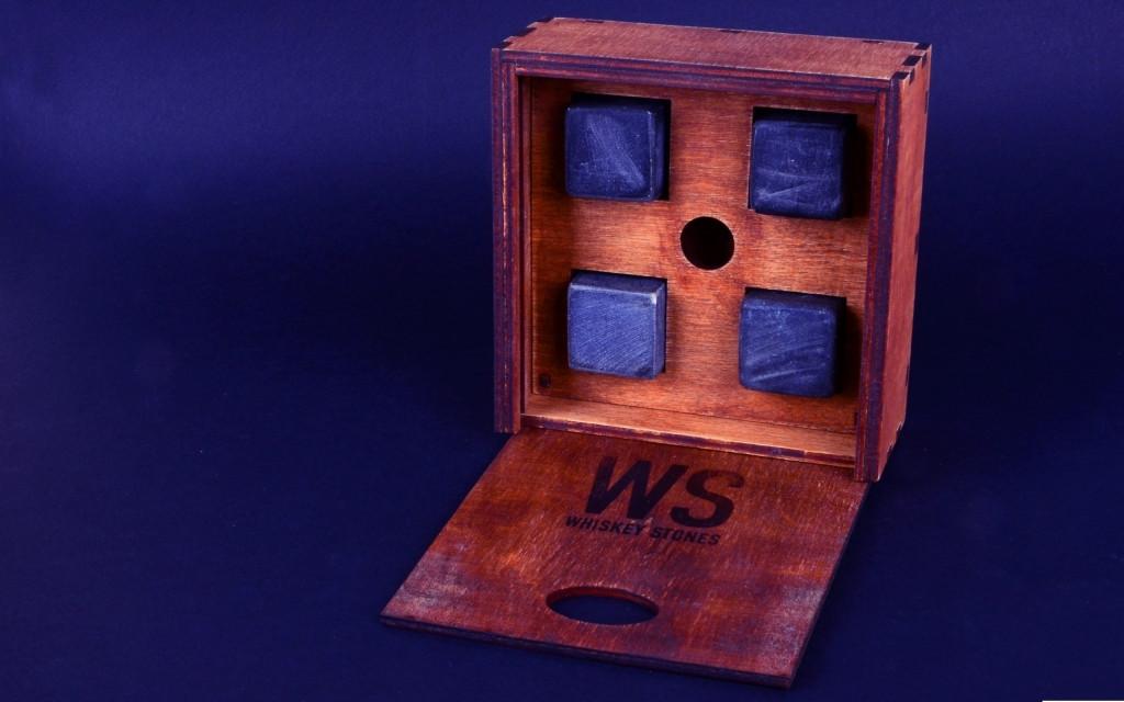 Камни для Виски Whiskey Stones WS в подарочной упаковке!