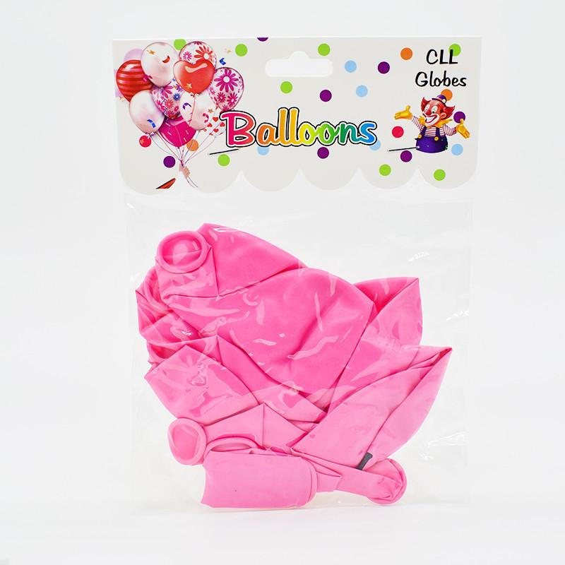 Воздушные шарики с принтом 10шт Love