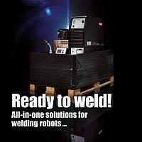 Оборудование для роботизированных комплексов автоматической сварки
