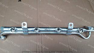 Трубка топливной рампы Нексия 1,6 (инжекторов) GM 7056486