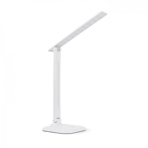 Настольная лампа Z-LIGHT 50102 9w WHITE нейтральный свет (для учебы, работы, шитья)