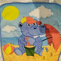 Символ 2020 года мышь полотенца полотенички салфетки носовые платочки детские микрофибра в разных цветах 25-25