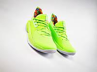 Мужские Баскетбольные кроссовки  Under Armour Curry 7(Green), фото 1