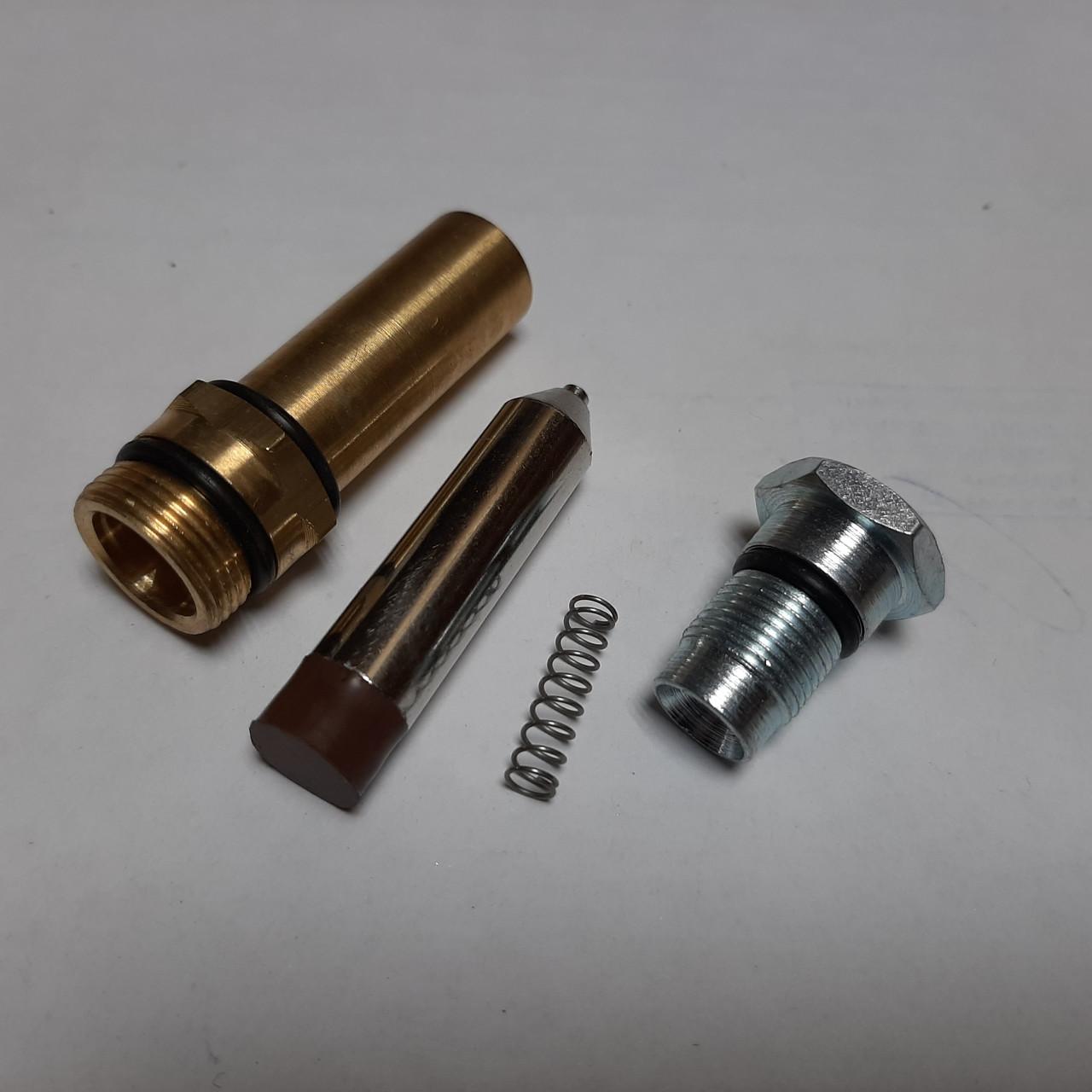 Ремкомплект катушки редуктора Torelli / AstarGas / Feroni / Mimgas (сердечник, якорь с пружинкой)