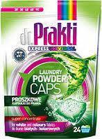 Капсули порошкові д/прання Dr. Prakti Universal 24шт/-756/