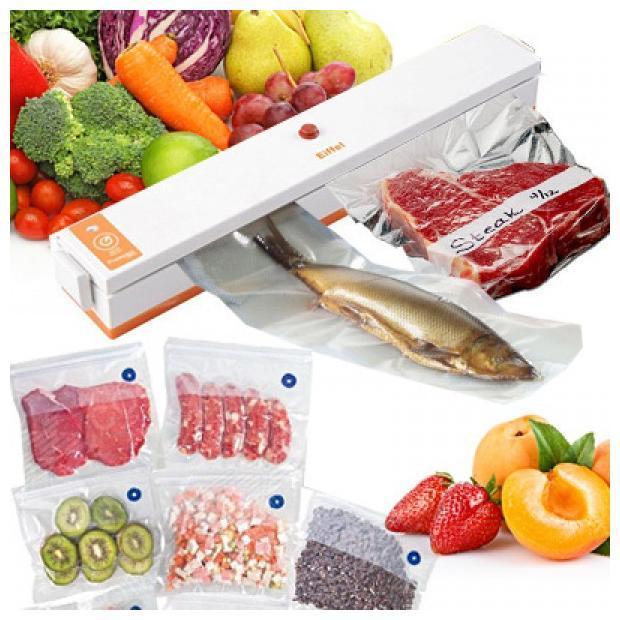 Вакуумний побутової пакувальник для продуктів FreshpackPro