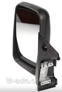 Зеркало заднего вида MB Sprinter/VW LT 96- (L) (механика) ( AUTOTECHTEILE ) 100 8140