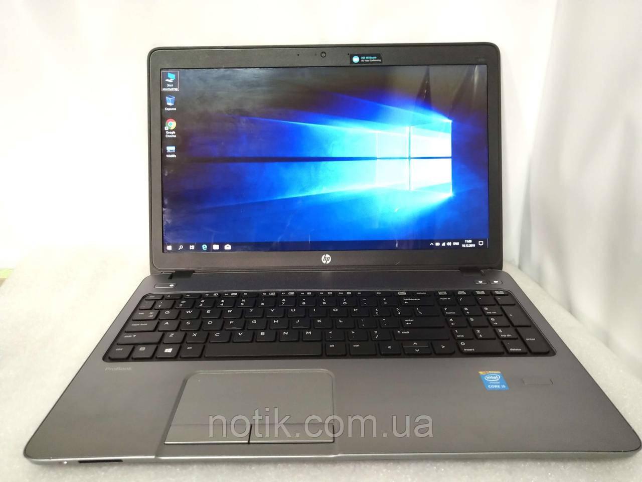 "Ноутбук HP 450 G1 i5-4200M/4Gb/SSD 240Gb/15.6"""