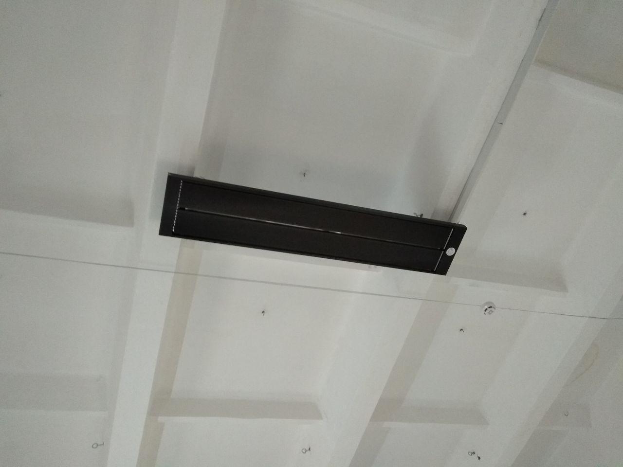 Инфракрасный обогреватель потолочный Билюкс П2400 промышленный