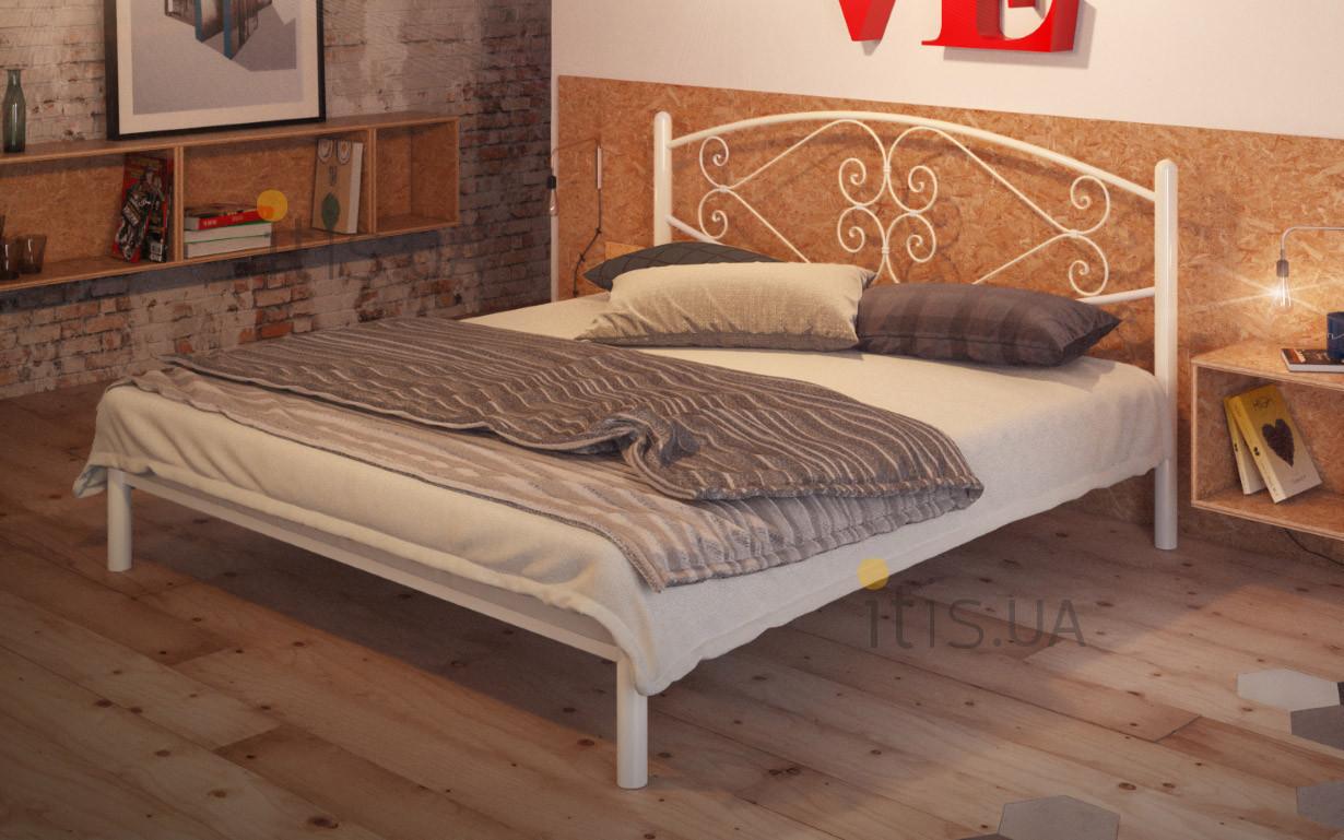 Кровать кованая Камелия Тенеро 190(200) х 180