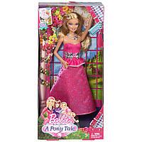 Кукла из серии Барби и сестры в сказке о Пони Barbie her Sisters in a Pony tale