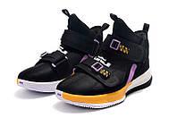 Мужские баскетбольные кроссовки  Nike LeBron Soldier 13(Вlack), фото 1
