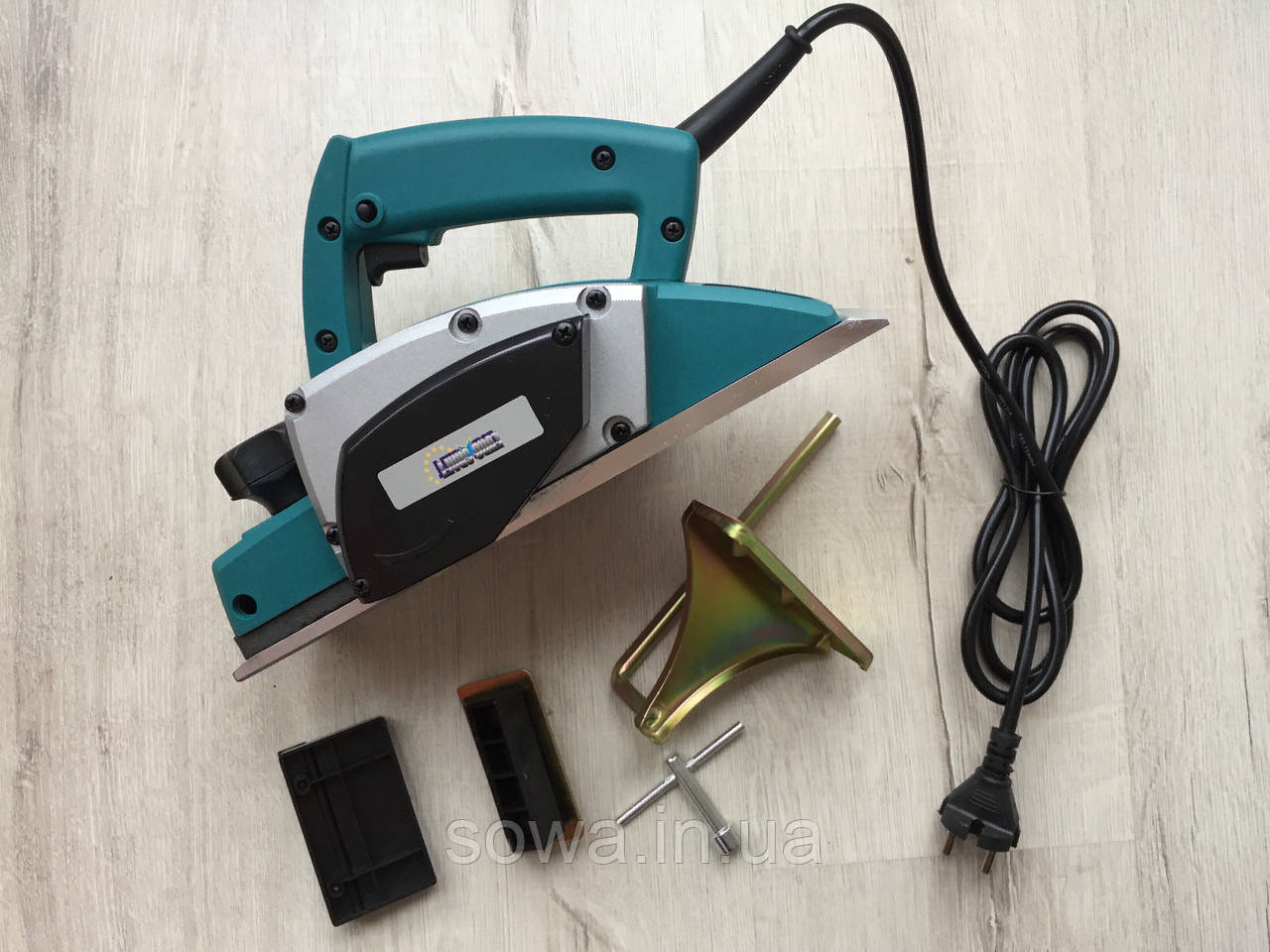 ✔️ Рубанок електрический Euro Сraft EP210  | 1300Вт