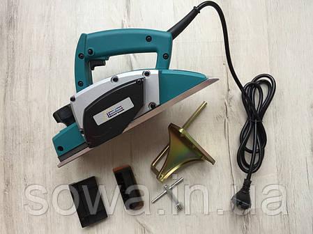 ✔️ Рубанок електрический Euro Сraft EP210  | 1300Вт, фото 2