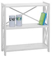 Этажерка массив сосны, шкаф, стеллаж, полка для книг