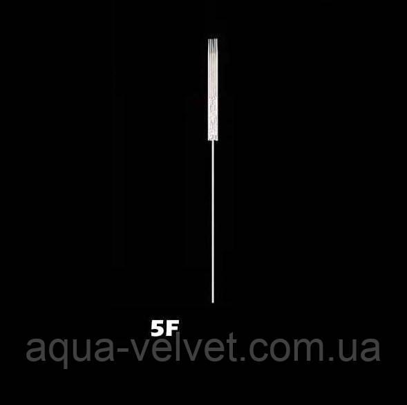 Стерилизованные одноразовые иглы 100 шт 5F