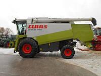 Зерноуборочный комбайн CLAAS Lexion 460 2002 года