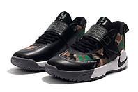 Мужские баскетбольные кроссовки  Nike LeBron   Ambassador 12(Black), фото 1
