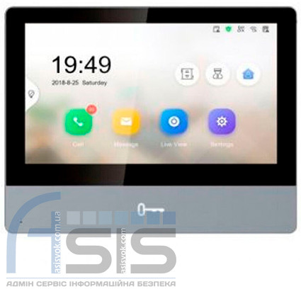 "7"" IP видеодомофон DS-KH8350-TE1"