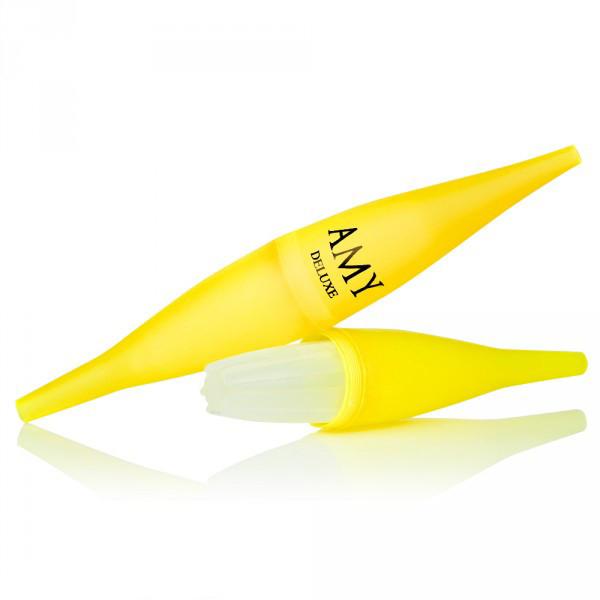 Охладитель дыма для кальяна - мундштук Эми айс Базука (Amy Ice Bazooka)   Желтый