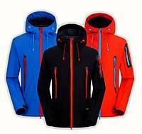 Туристическая  куртка  Soft Shell (Софт Шел)  REDLINE Куртка мужская, фото 1