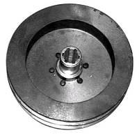 Шкив 238 АК-4611210 привода гидронасоса НШ-32У ЯМЗ-238АК