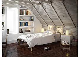 Кровать кованая Иберис (Мини) Тенеро