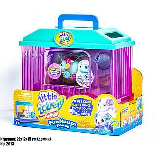 Мышка в доме Little Lovely animal 2613