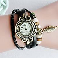 Модные женские часы-браслет