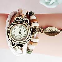 Шикарные женские часы с браслетом