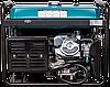 Газо-бензиновый генератор Könner & Söhnen KS 10000E G (8 кВт), фото 2