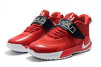 Мужские баскетбольные кроссовки  Nike LeBron   Ambassador 12(Red), фото 1