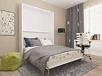 Шкаф- кровать двухспальная 200х160 Sofia