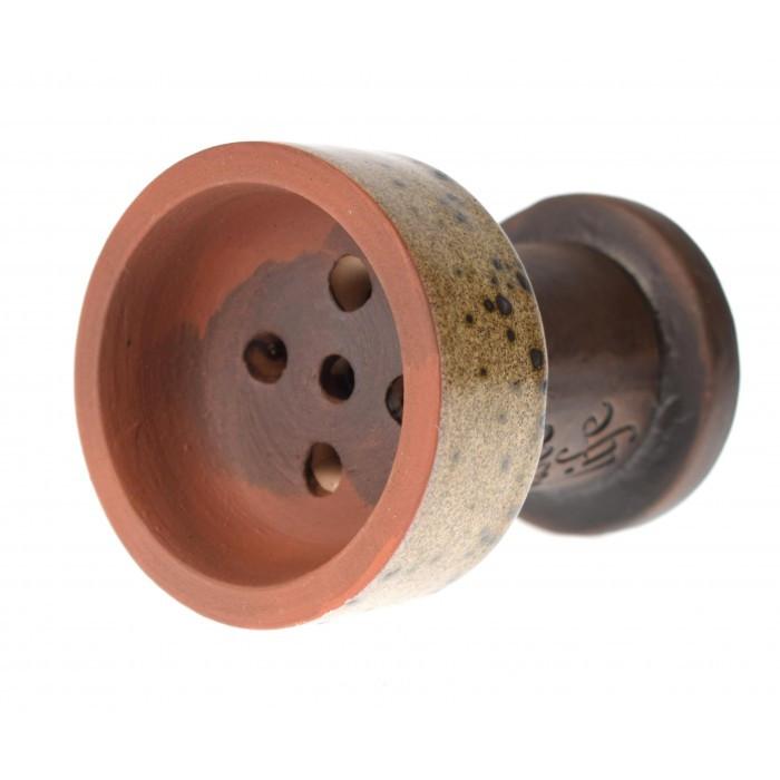 Чаша Gusto Bowls Rook | Густобоул Рук | Глиняная чаша для кальяна
