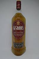 Виски Grant's (Грантс) 1 л, фото 1