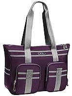 """Оригинальная сумка с отделом для ноутбука 13"""" женская OGIO Lisbon Tote 114011.622 Purple"""