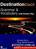 Destination Level C1-C2 Student's book with key