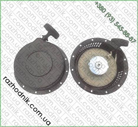 Стартер ручной  для дизельного генератора (большой), фото 2