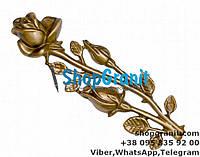 Розы 22*6см Filomat из латуни, бронзы для памятников