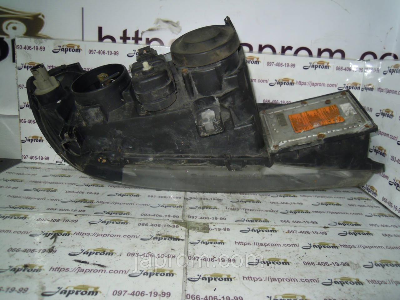Фара передняя левая (галогенная) Nissan Primera P11 1999-2001г.в.рестайл Дефект крепления