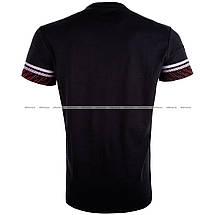 Футболка Venum Elite 2.0 T-shirt Black, фото 3