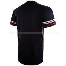 Футболка Venum Elite 2.0 T-shirt Black, фото 2